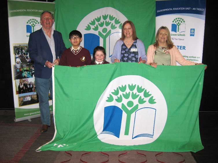 Holy Family School Tralee - Green Schools